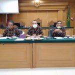 Pelantikan dan sumpah jabatan Hakim Kasubag