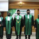 Pelantikan Hakim